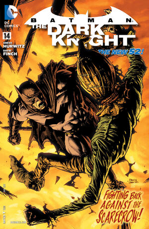 [DC Comics] Batman: discusión general 300px-Batman_The_Dark_Knight_Vol_2_14