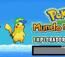 Pokémon Mundo Misterioso Exploradores del Espacio