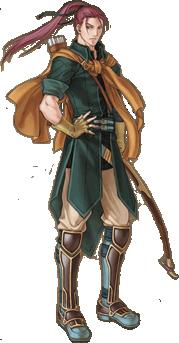 Elithrand Tilmawyn || Capitán de la guardia de Ylerion || ID Shinon_RD