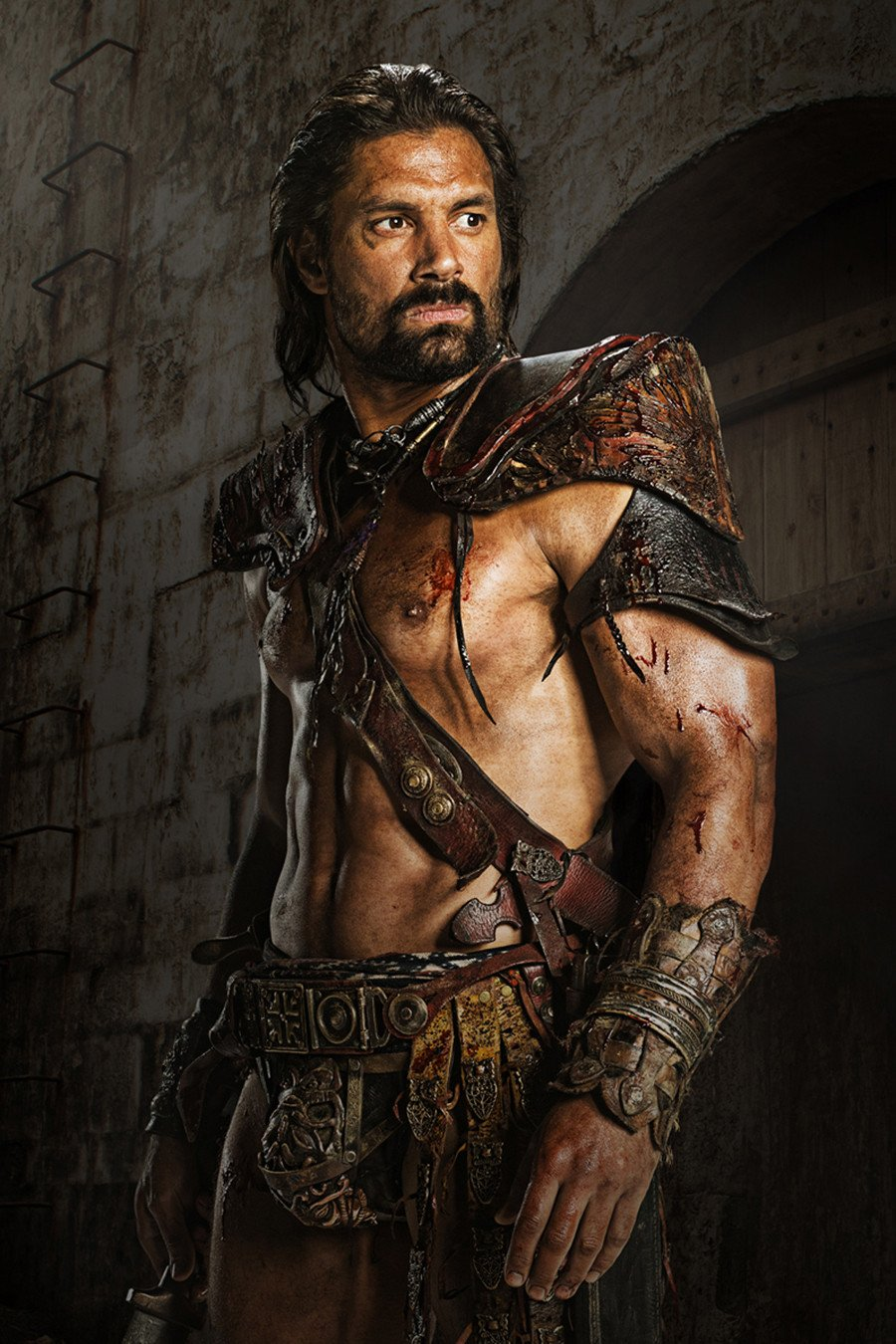 Will spartacus war of the damned gannicus theme interesting