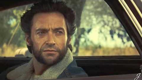 Untouchable Logan (Wolverine) X-Men