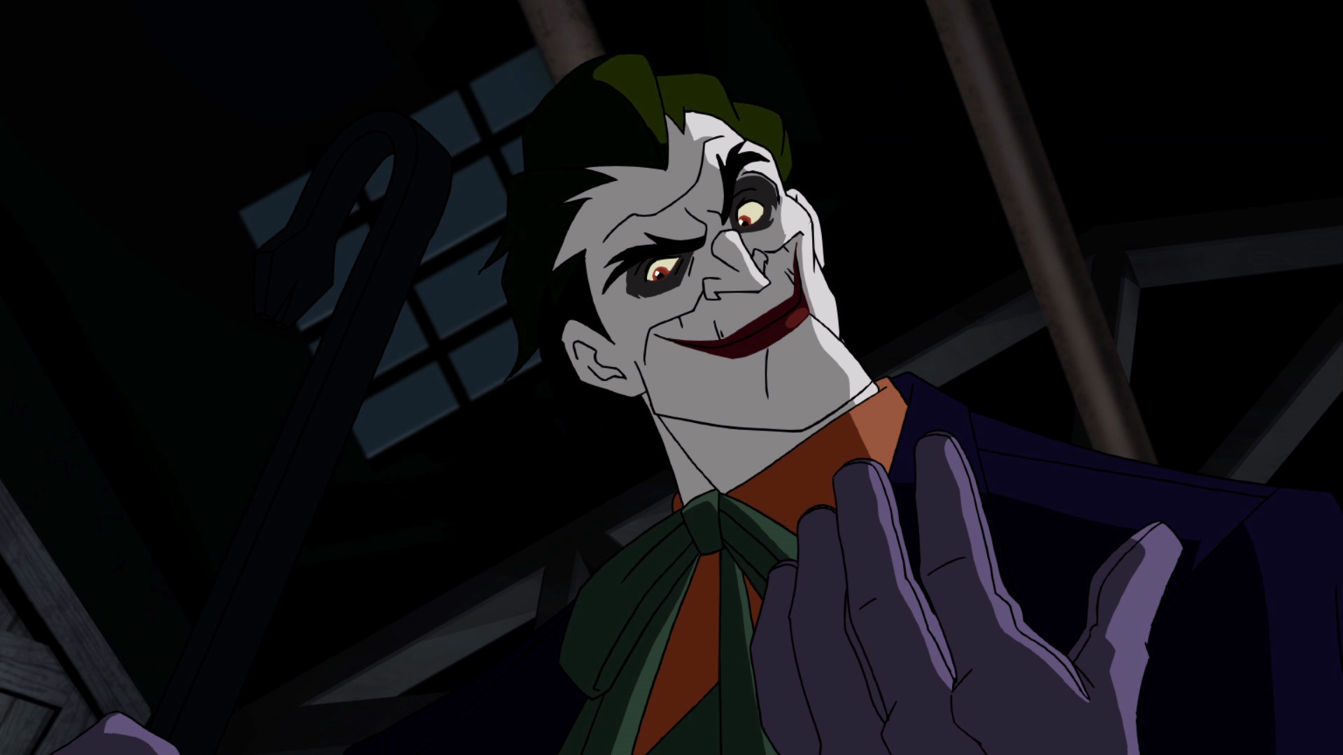 Red Hood Joker Joker (Under th...