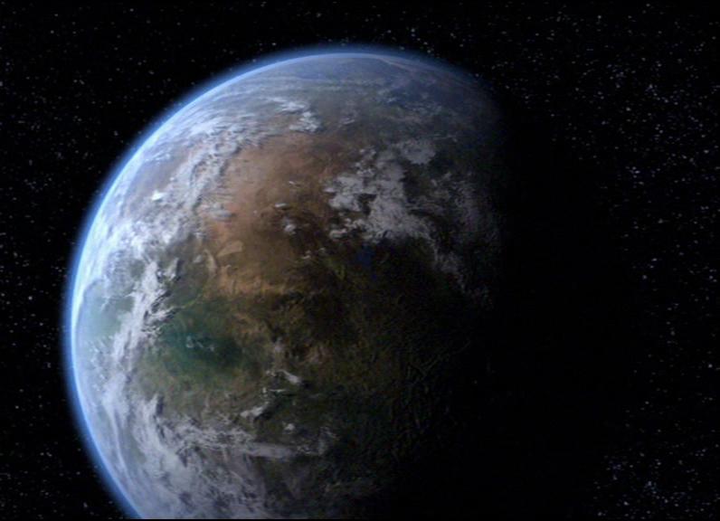 Stargate Planeten