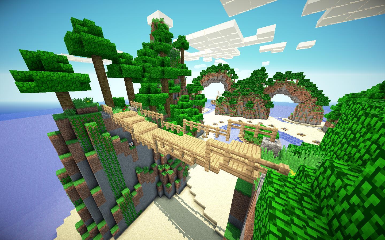 Minecraft Survival Games Breeze Island Map Download   fosite
