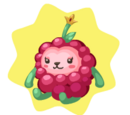 Berry Princess Plushie
