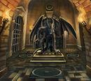 Riddler Gargoyle (Raid)