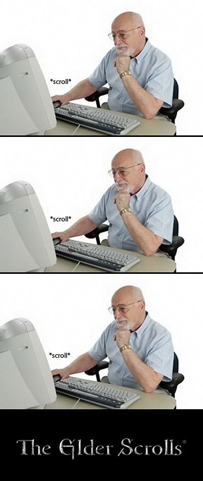 Funny-The-Elder-Scrolls-old-man-scrollin