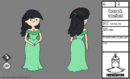 BW105 model Beth gown.png