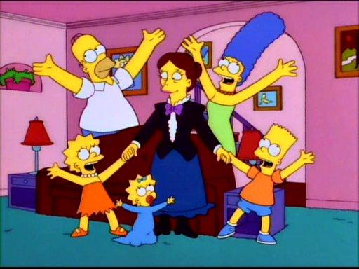Simpson theme song lyrics