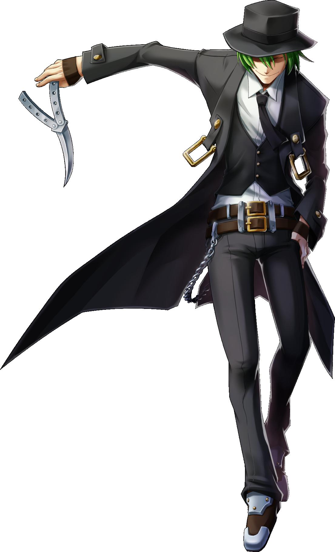 30 Days of Gaming - Page 4 Hazama_(Chronophantasma,_Character_Select_Artwork)