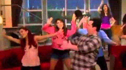 Victorious - Shut up and Dance !