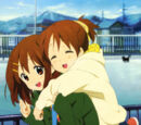 Yui Hirasawa's Relationships