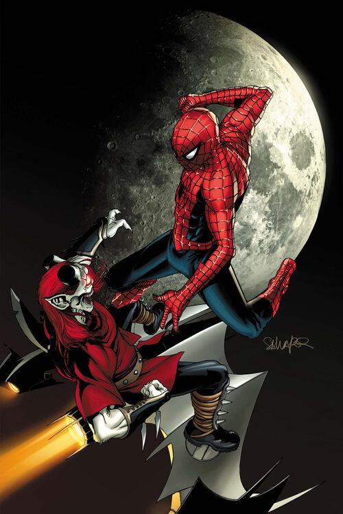Amazing spider man vol 1 551 marvel comics database wikia - Marvel spiderman comics pdf ...