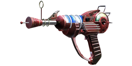 Make Ray Gun Ray Gun