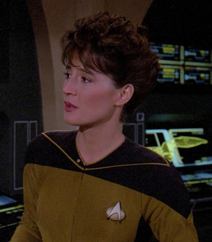 Anne Elizabeth Ramsay - Memory Alpha, the Star Trek Wiki Anne Hathaway Wiki