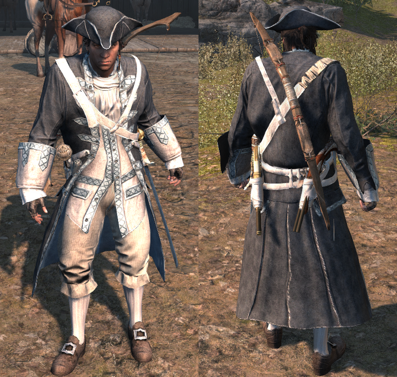 Which Assassin Robescloth Look The Best In All The Series Archive