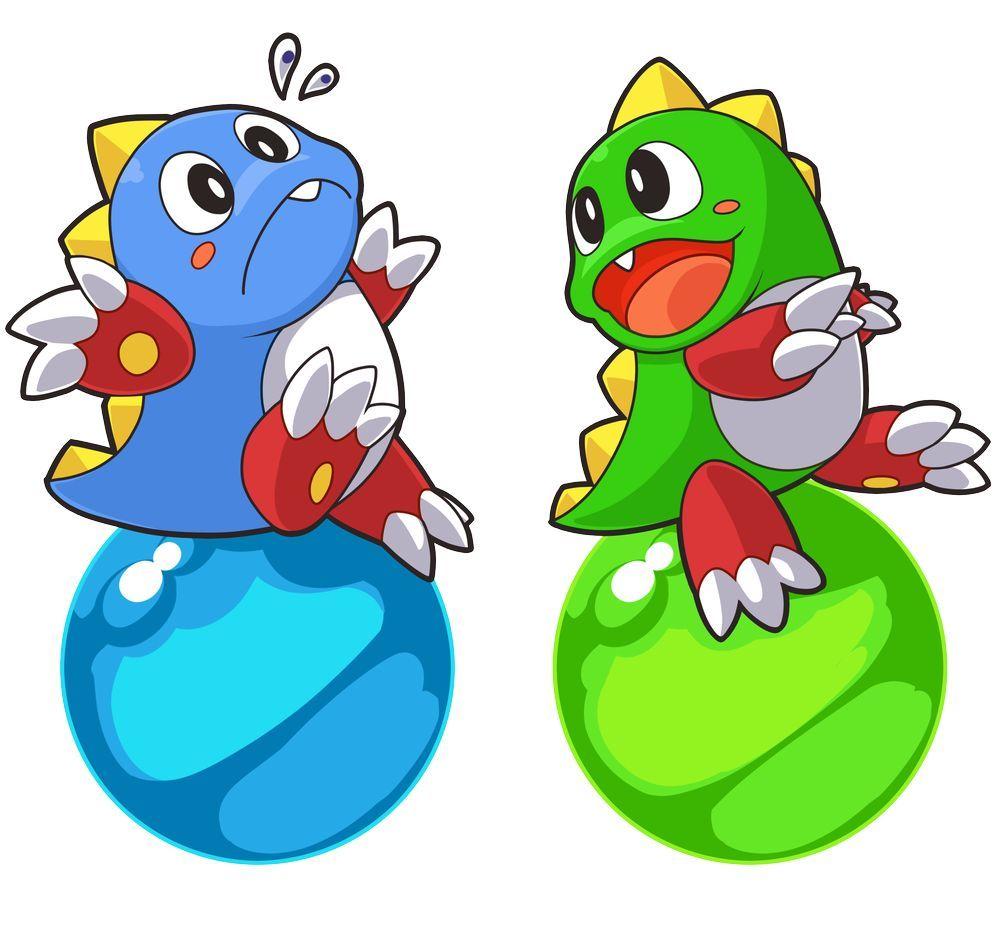 dragon bubble games