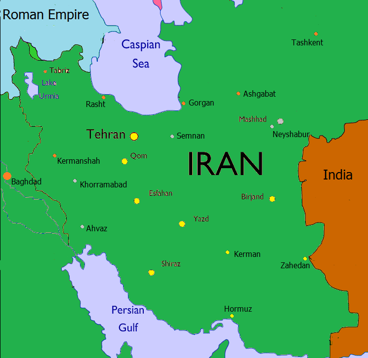 Persian Empire: Persian Revolution (Great Empires)