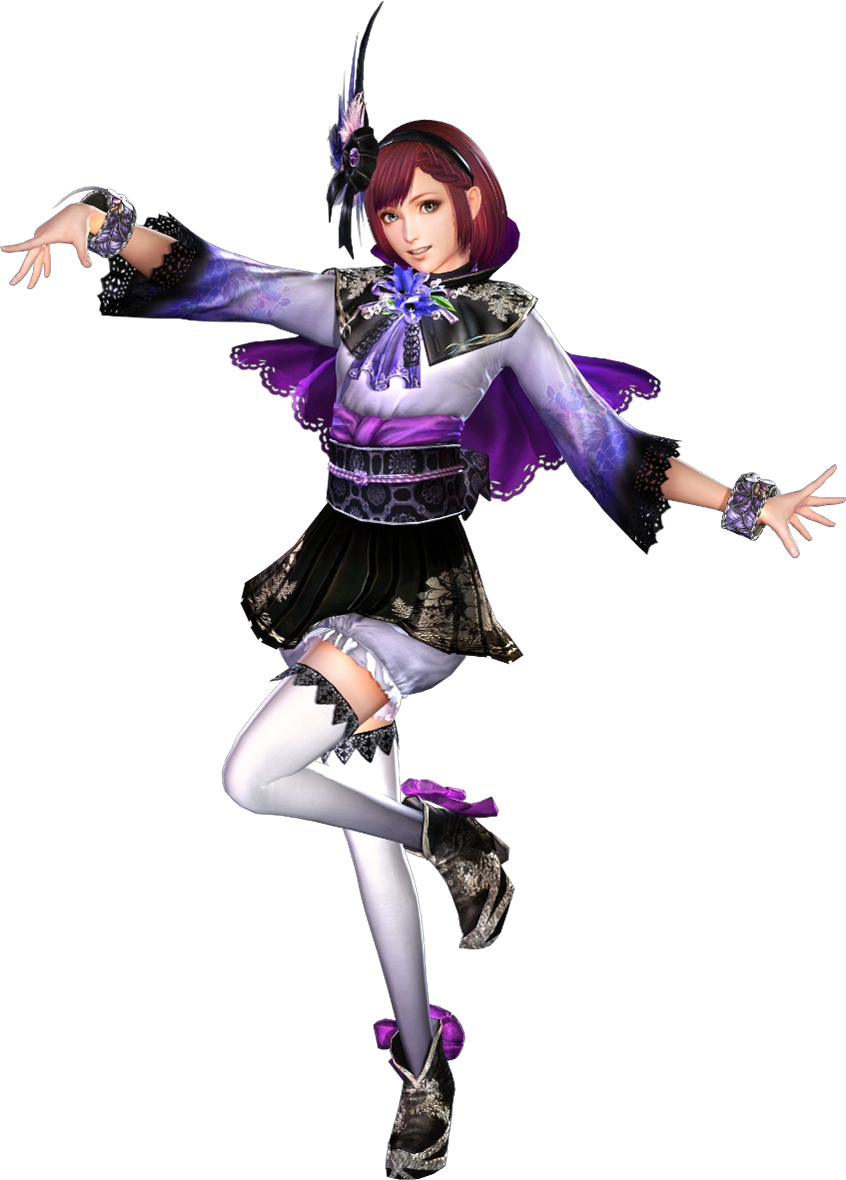 Ultimate Multiverse Heroes Tournament Gracia_-_Samurai_Warriors_3_XL
