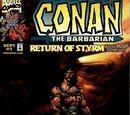 Conan: Return of Styrm Vol 1 1