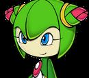 Personajes de Sonic X