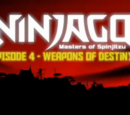 Weapons of Destiny