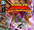 Kung Fu Panda: Tales of the Dragon Warrior Issue 4