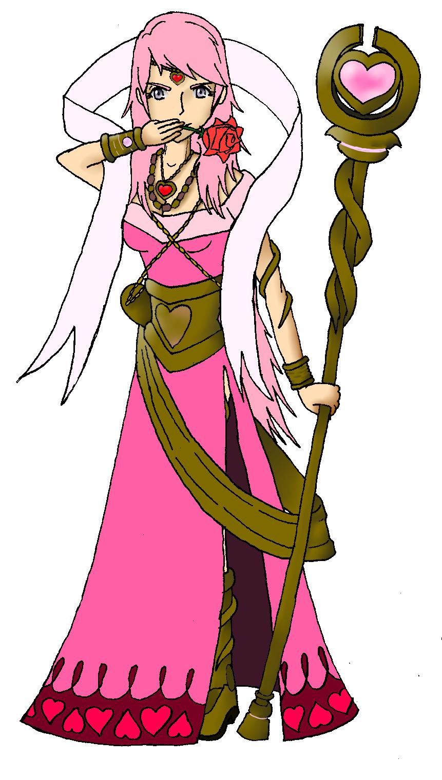 Aphrodite - Fantendo, the Nintendo Fanon Wiki - Nintendo ...