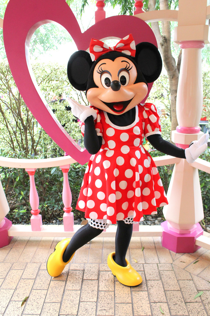 Minnie mouse disney fan fiction wiki - Minni et mickey ...