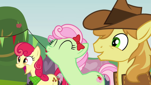 auntie applesauce my little pony | 500px-Applesauce,_Apple_Rose ...