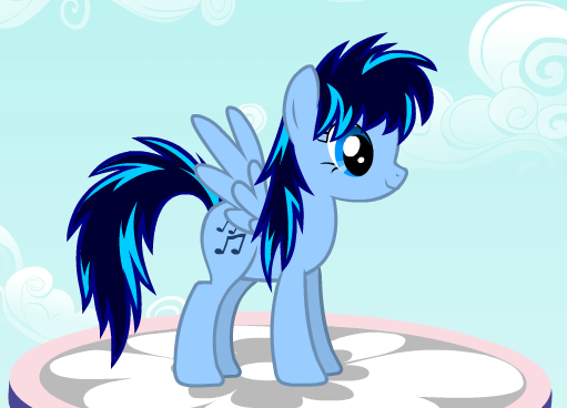 Image - FANMADE Unnamed OC Pony.png - My Little Pony ...