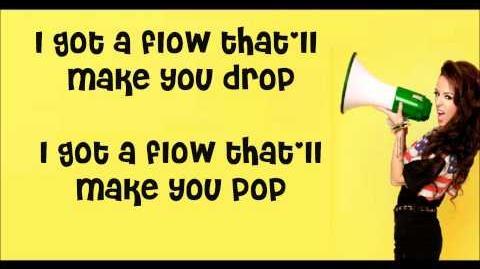 Cher Lloyd ft Busta Rhymes - Grow Up Lyrics HQ