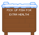Fish (Snow Drift)