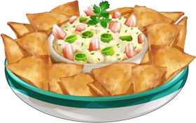 Recipe-Crab Dip