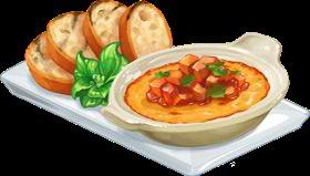 Recipe-Tomato Fondue