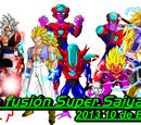 Pelicula Dragon Ball: The Next Gen: ¡La fusión Super Saiyajin 5!