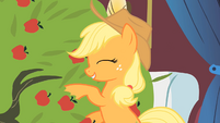 "Applejack ""one of my favorites"" S01E21"
