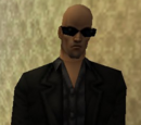 Frantz's Bodyguard (outfit)