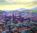 Paburo city