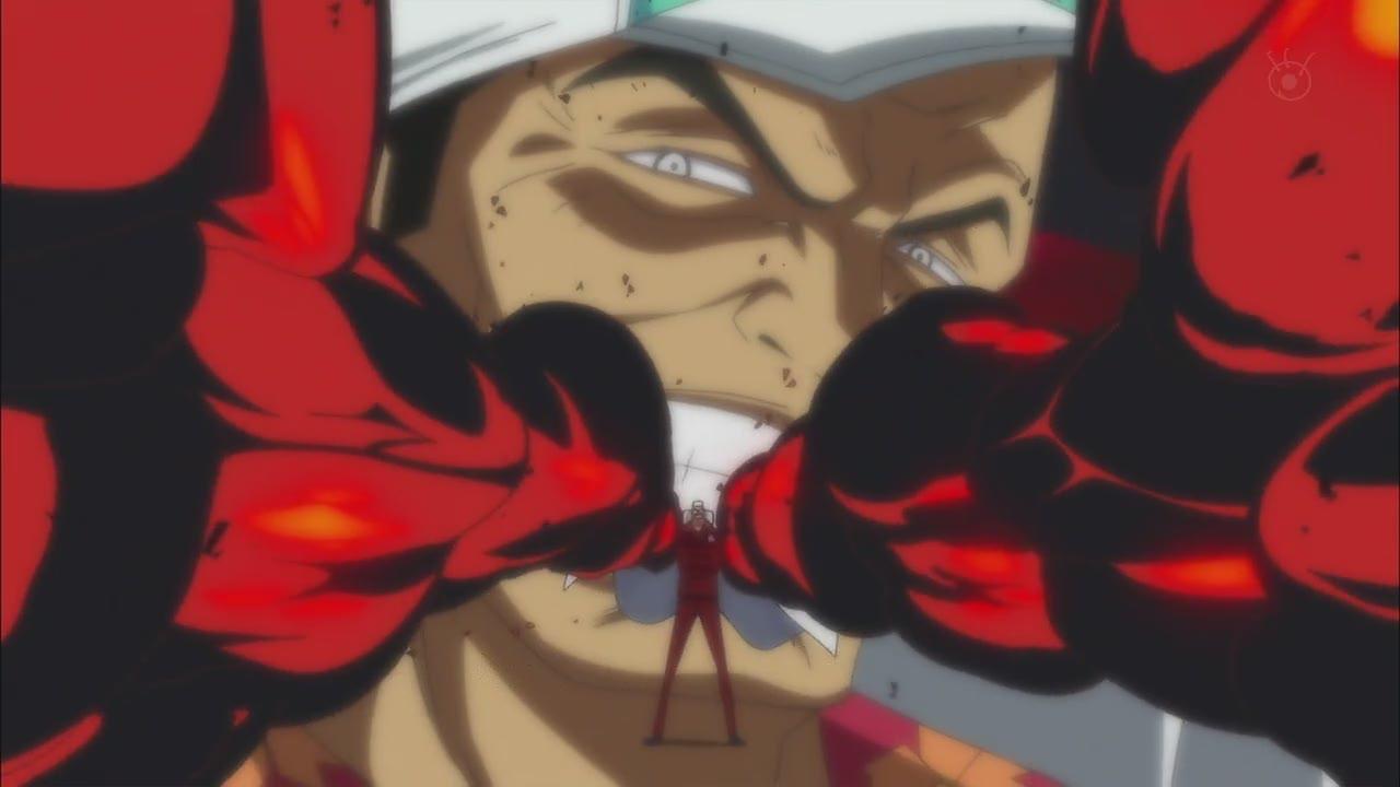 Akainu - Pandora Studio - Resine - Figurine One Piece