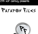 Patapon Files