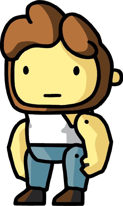 tiny  character
