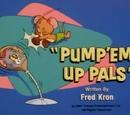 Cartoons written by Fred Kron