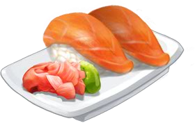 Recipe-Salmon Nigiri