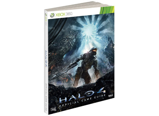 Halo 4 Official Game Guide Halo 4 Official Game Guide