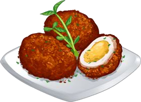 Recipe-Egg Croquettes