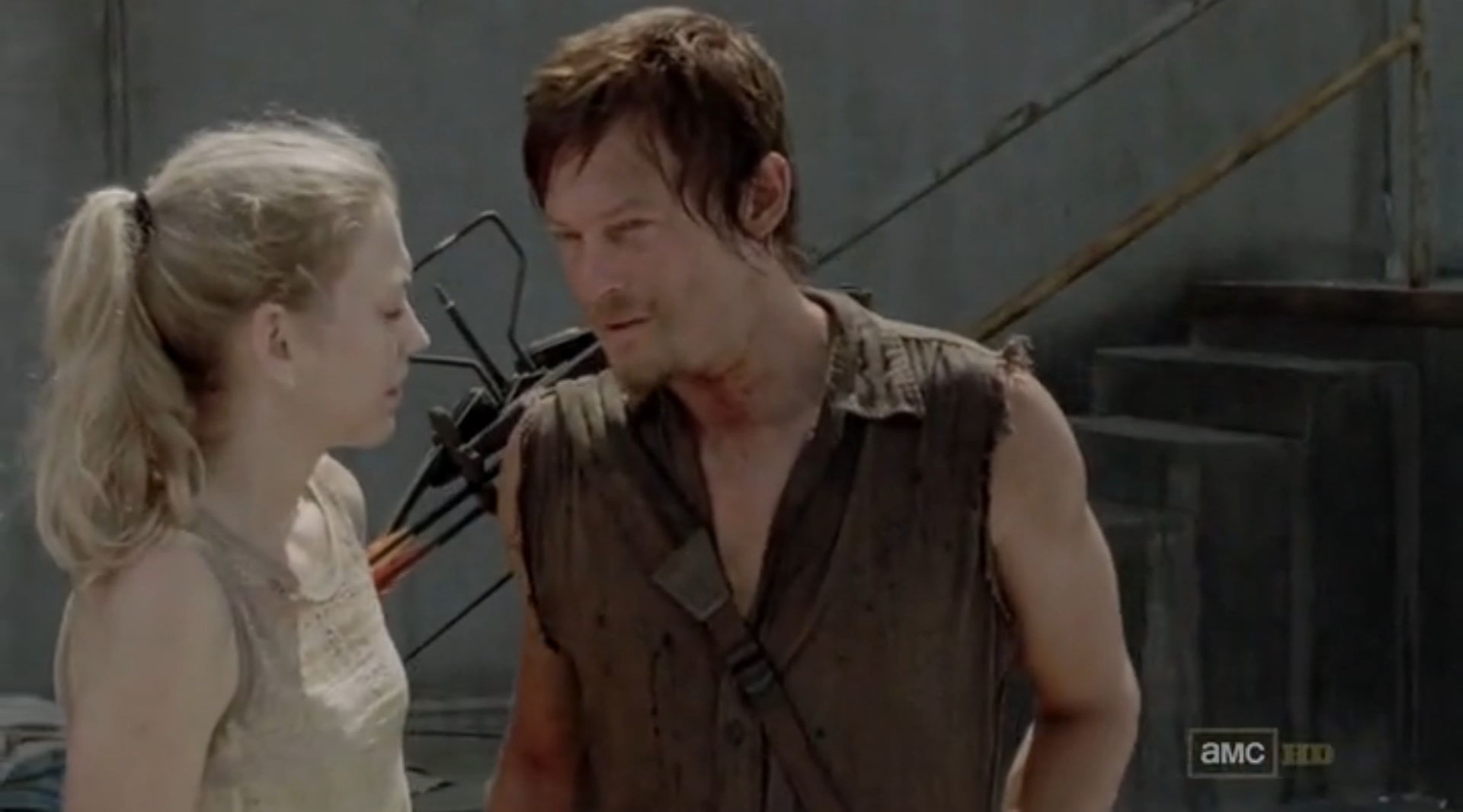 Daryl dixon dating beth