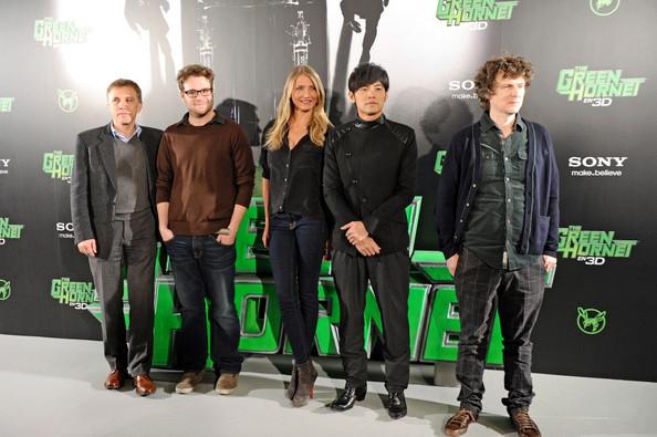 Cast - Green Hornet Wiki