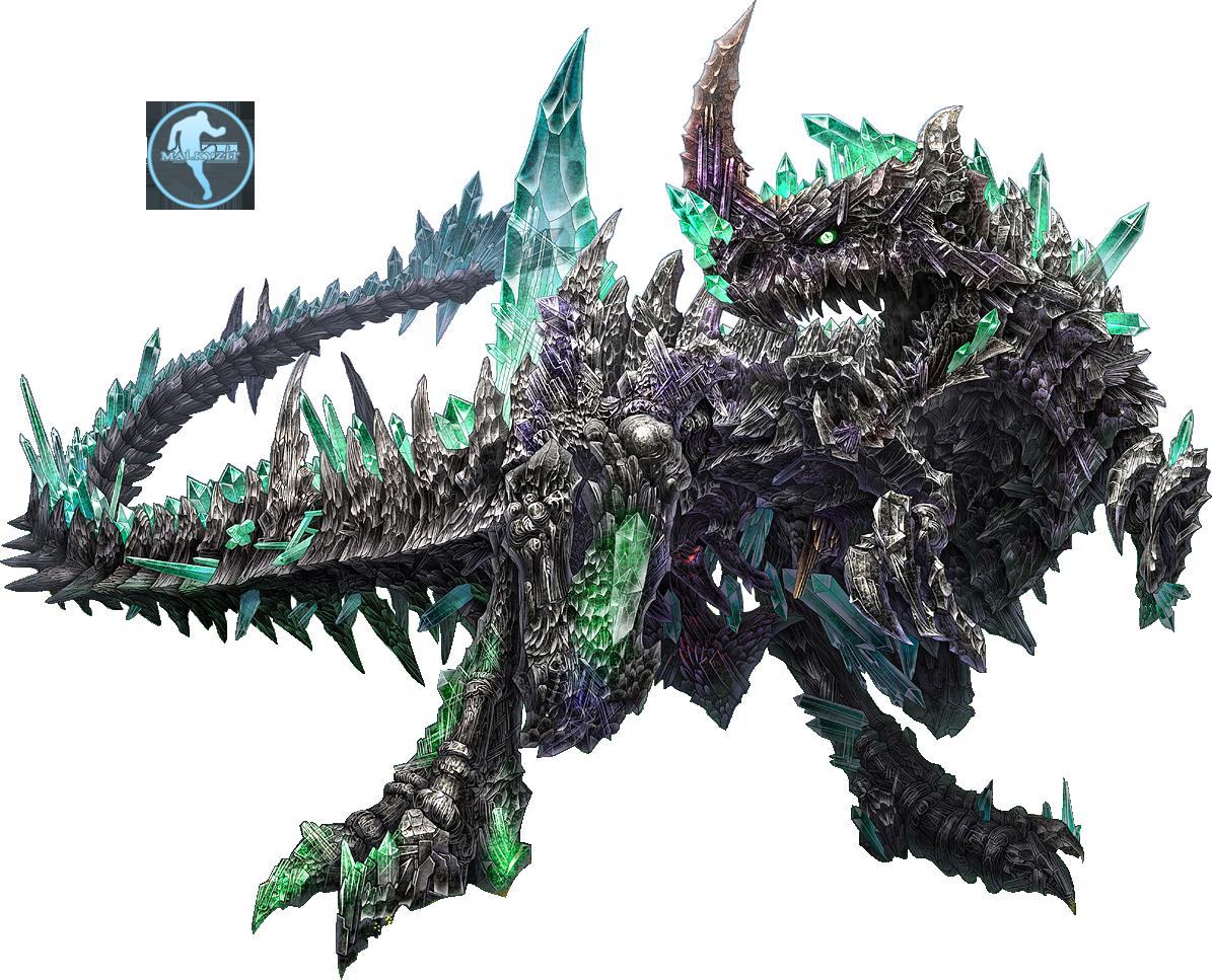 Earth Dragon: Cystan The Earth Dragon
