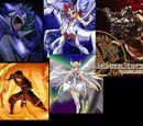 La Legendaria Batalla de los Dragones Legendarios